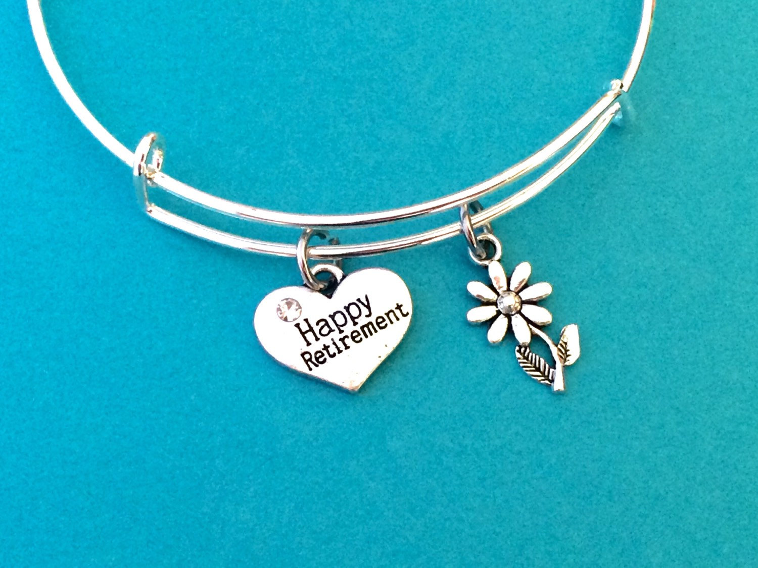 alex and ani retirement bracelet happy retirement charms on a silver plated adjustable 257